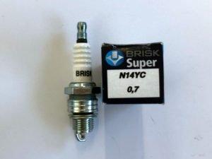 Zapalovací svíčky N14YC BRISK – Super